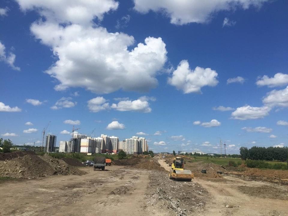 В Кемерове будут возводить 24-этажные жилые дома. Фото: АПК.