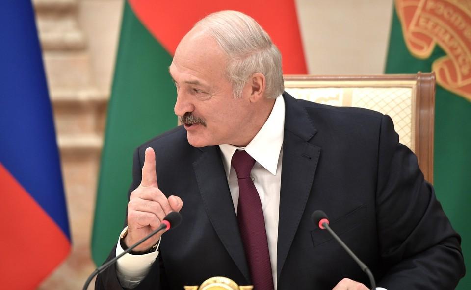 Лукашенко готов помочь Европе с нелегальной миграцией.