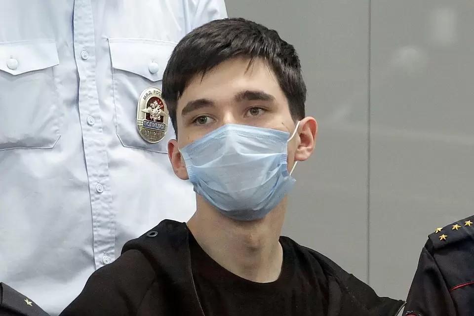 Устроивший стрельбу в школе в Казани Галявиев переведен в психиатрическую больницу в СИЗО-2