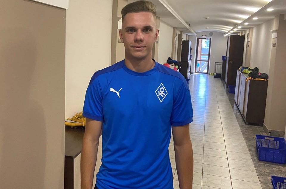 Глушенков уже играл за «КС» - в позапрошлом сезоне. Фото: twitter.com/fckssamara.
