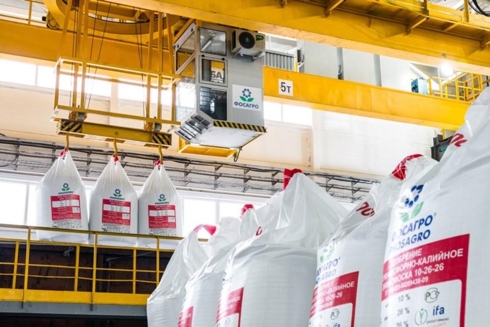 Рост экспорта АПК, по мнению экспертов, неминуемо приведет и к дальнейшему росту спроса на минеральные удобрения на внутреннем рынке. Фото: ПАО «ФосАгро»