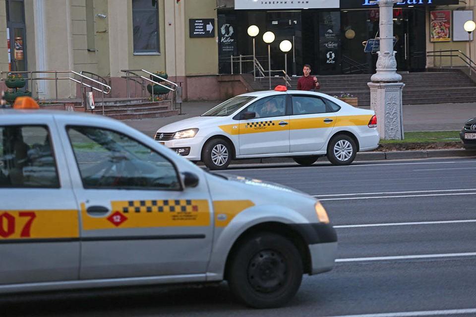 Для таксистов и других нерегулярных перевозчиков могут ввести электронные карты доступа.