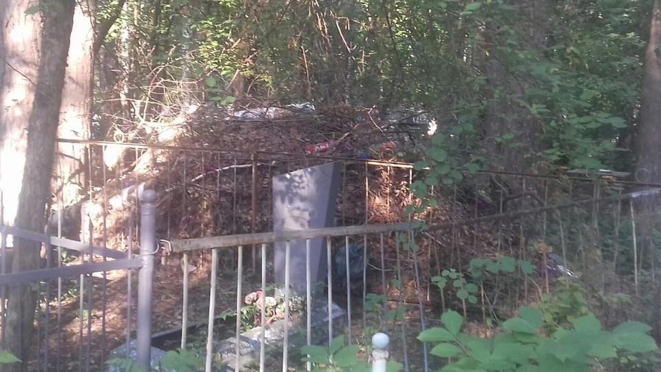 Тюменцы пожаловались на неухоженность Плехановского кладбища.