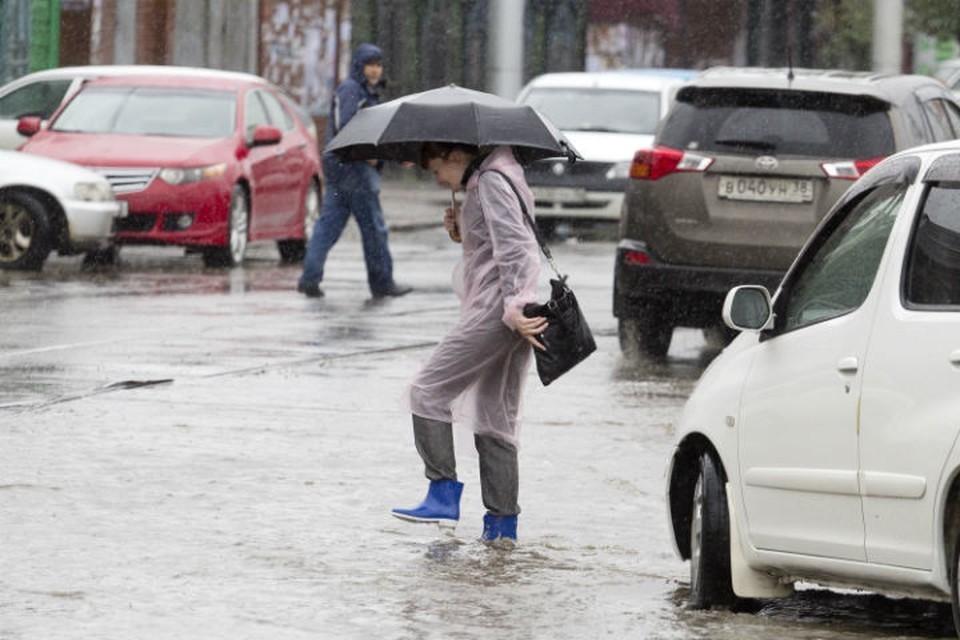 МЧС: Синоптики предупредили, в каких районах Иркутской области пройдут ливни и грозы