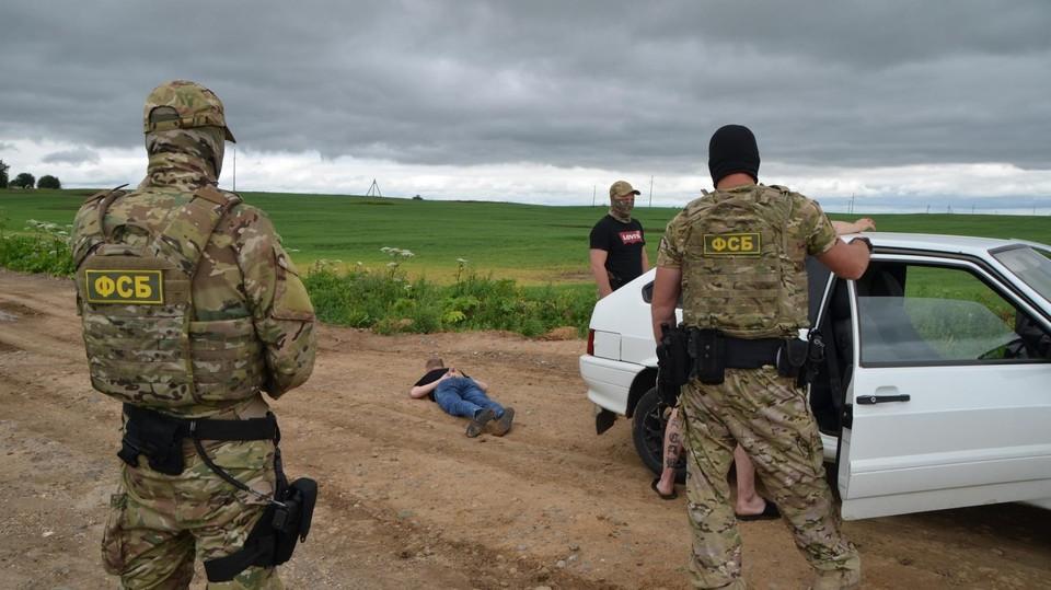 Фото УФСБ по Вологодской области