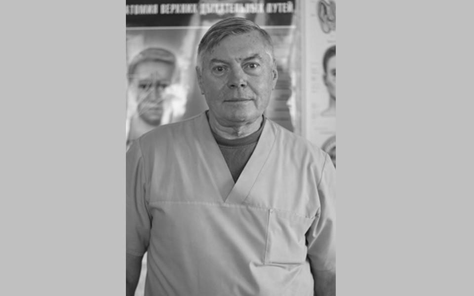 Скончался известный рязанский врач-лор Игорь Елисеев.
