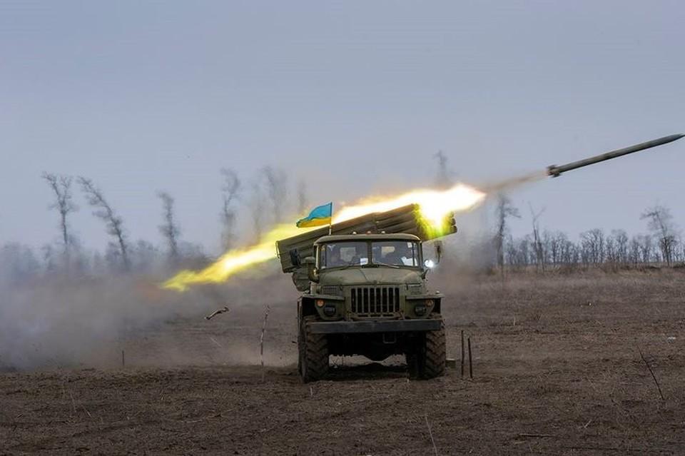 Армия Украины усилила свои рубежи на фронте в Донбассе. Фото: пресс-центр штаба ООС
