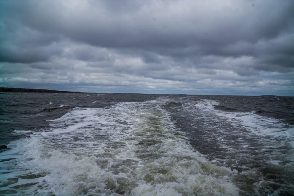 Условия для зарождения и развития тайфунов над акваторией Тихого океана благоприятные