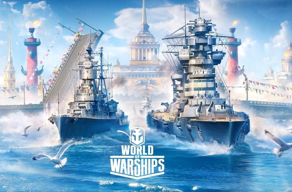World of Warships бережно хранит военно-морское наследие.