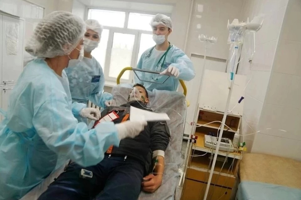 За сутки в Республике у 114 человек выявили пневмонии