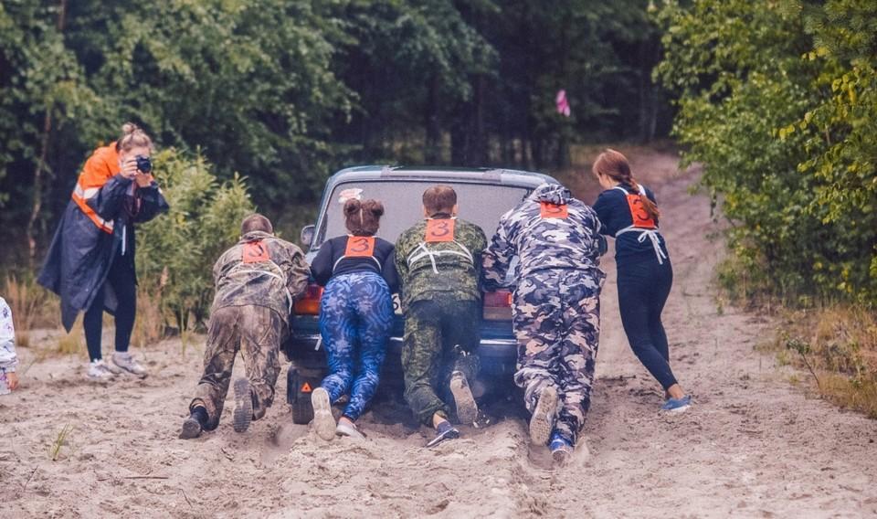 В Лянторе молодежь ушла «В отрыв!» Фото: Администрация Сургутского района
