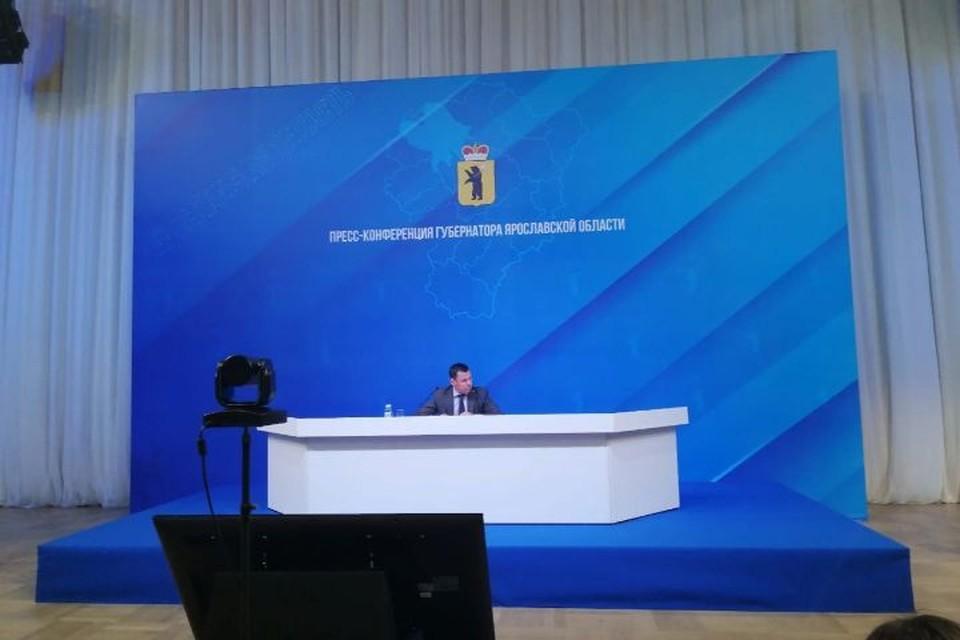 Губернатор региона рассказал журналистам, как он относится к ситуации с общественным транспортом Ярославля