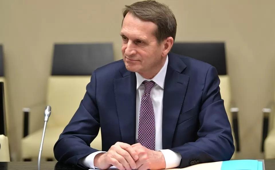 Сергей Нарышкин: Служба внешней разведки знает часть правды о деле Навального