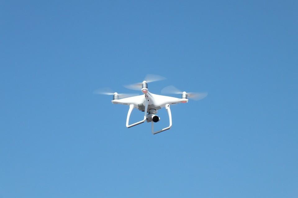 ГИБДД начала использовать дроны для выявления нарушений в 17 регионах России