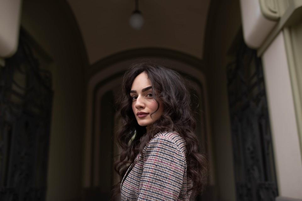 Обладательница бархатного голоса Анна Егоян приедет в Челябинск читать стихи