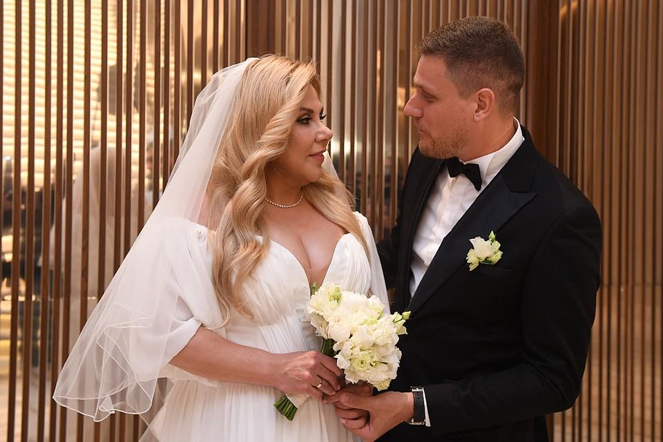 Перед свадьбой Марина Федункив похудела.