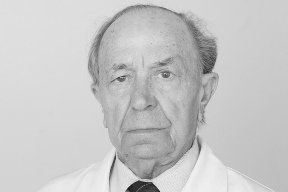 Ушел из жизни доцент РязГМУ Анатолий Малыгин.