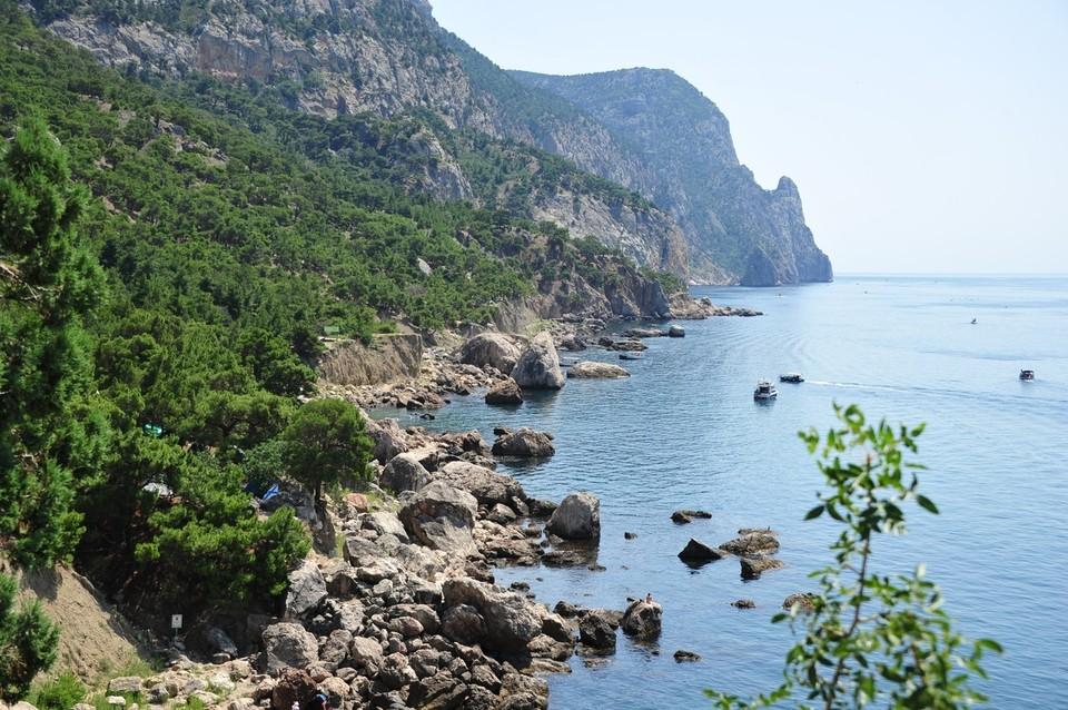 Туризм в Крыму является важной отраслью экономики региона