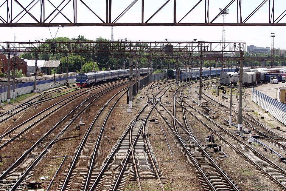В прошлом году город выделил компании «Российские железные дороги» 263 земельных участка общей площадью 21,46 гектара