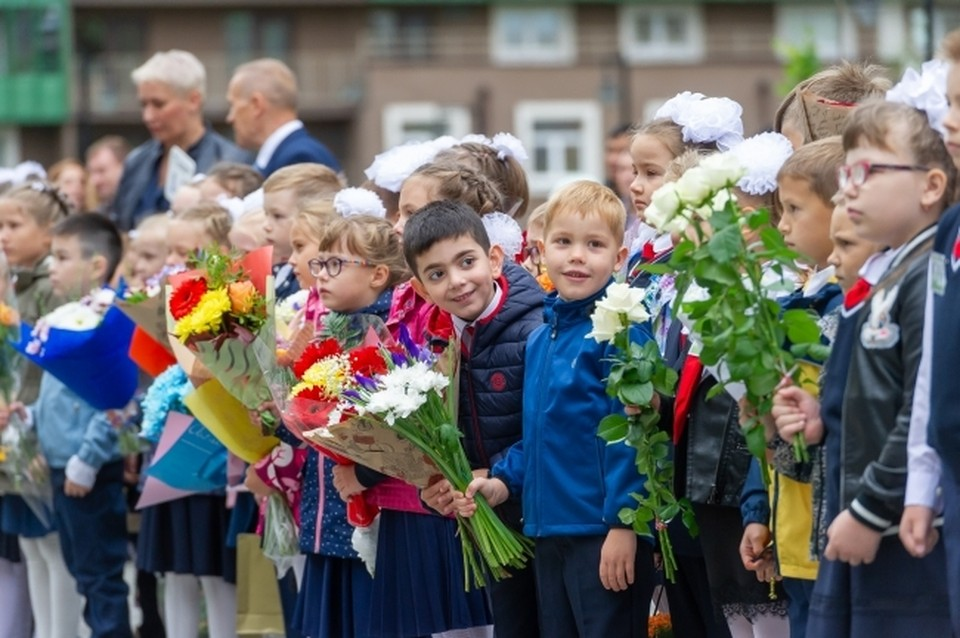 В ростовской школе сформировали 20 первых классов
