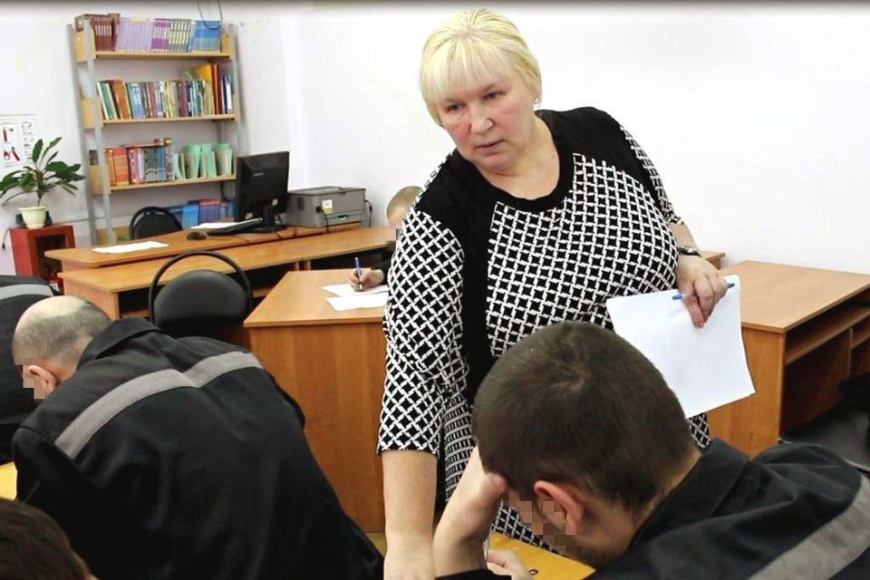 Больше всего учеников в этом году будет в 10 и 12 классах. Фото: пресс-служба УФСИН России по Мурманской области