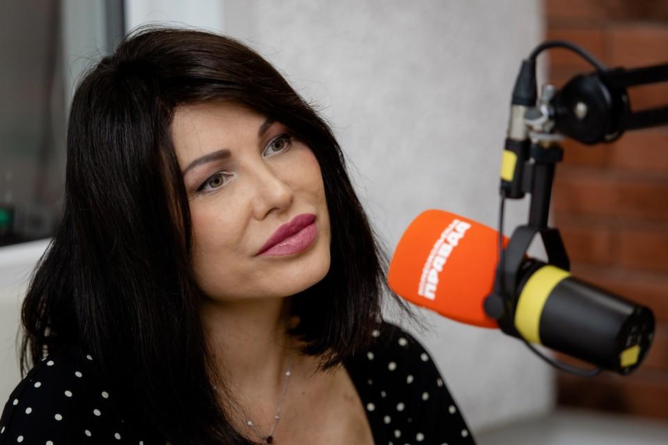 Ирина Текслер ответила на вопросы в эфире радио «Комсомольская правда».