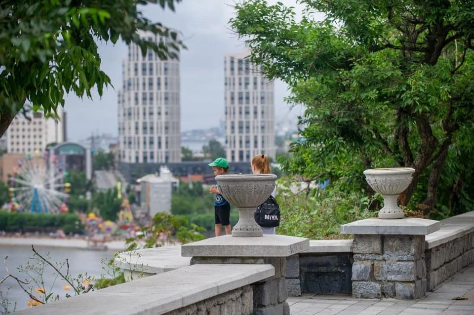 Владивосток станет первым миллионником на ДВ