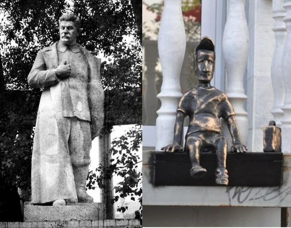 Собрали памятники, которые остались только на фото и в памяти ижевчан