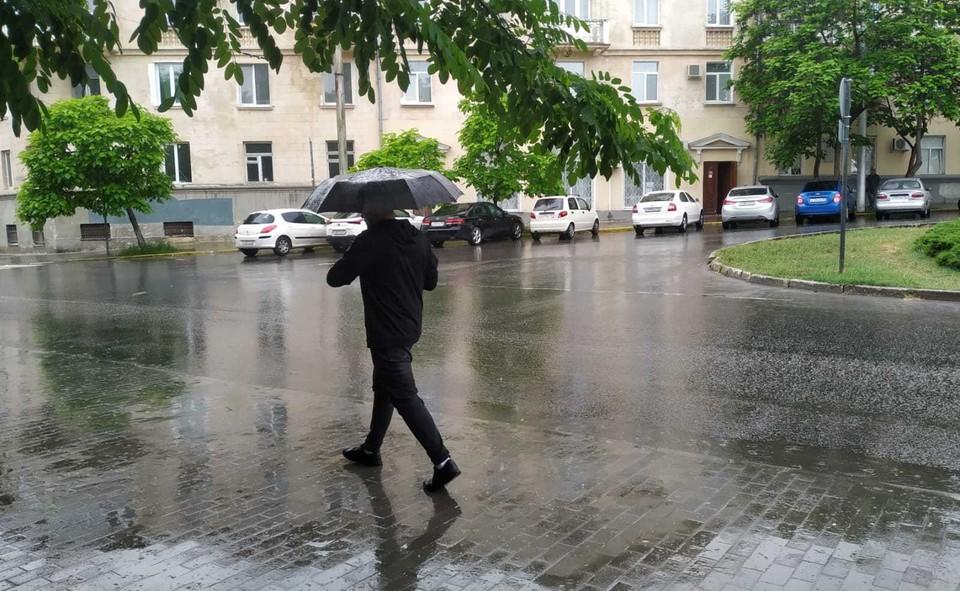 В городе сыро. Фото: архив «КП»-Севастополь»
