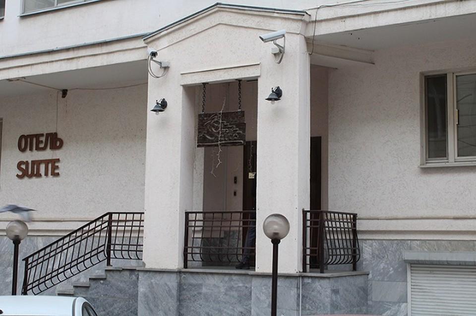 Речь идет о трехзвездочной гостинице Suite. Фото: УФССП по Свердловской области