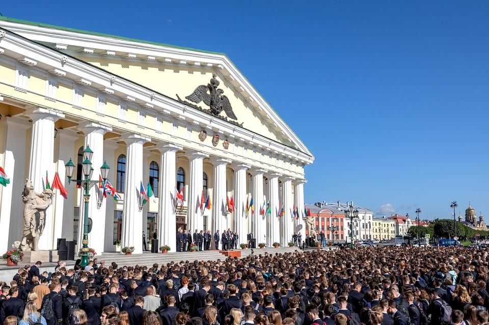 Санкт-Петербургский Горный университет остается главной кузницей высококвалифицированных кадров для «ФосАгро». Фото: Павел Долгов
