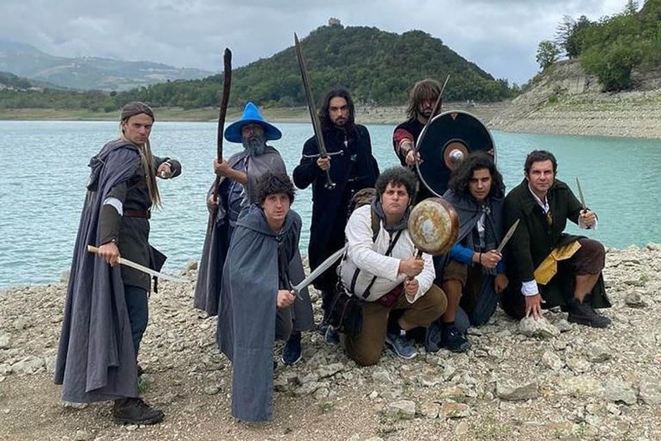 Любители творчества Толкиена намерены воссоздать самый драматичный момент фентезийной саги