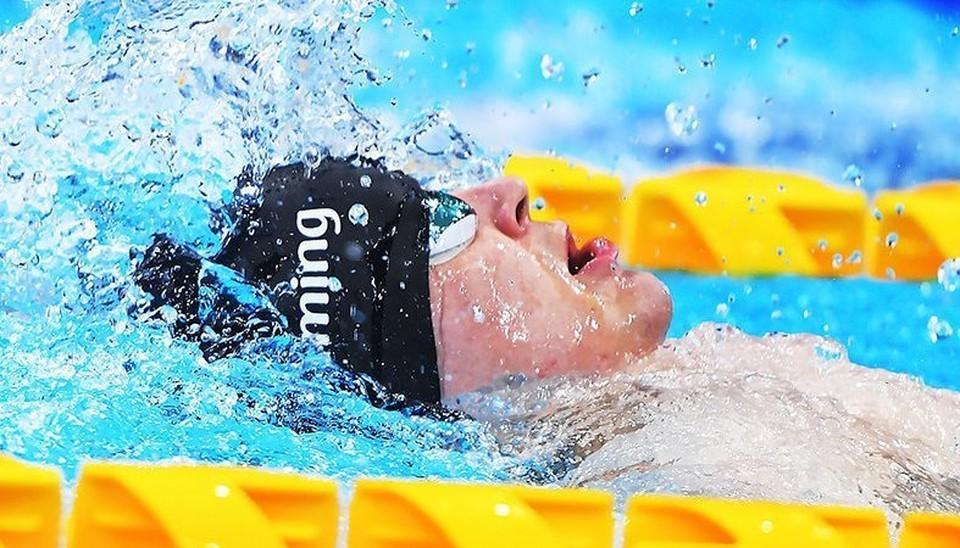 Спортсмен возвращается домой с двумя медалями. Фото: «РИА Новости»