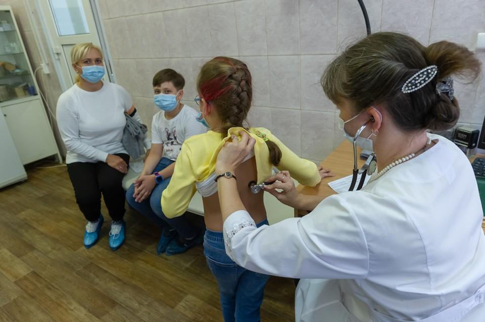 Одна из особенностей гриппа В - избирательная способность поражать детей, поэтому так важно поставить им прививки.