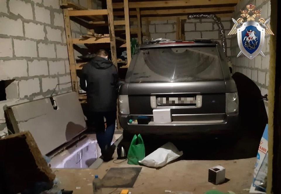 Пропавшую 23-летнюю Елизавету Бабикову нашли в гараже в Приокском районе. ФОТО: СУ СК РФ по Нижегородской области