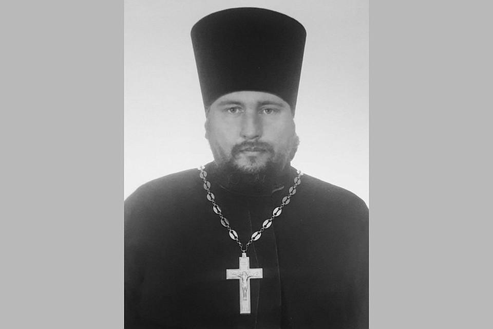 Известны дата и место прощания с иереем Сергием Муравьевым, умершего от коронавируса.
