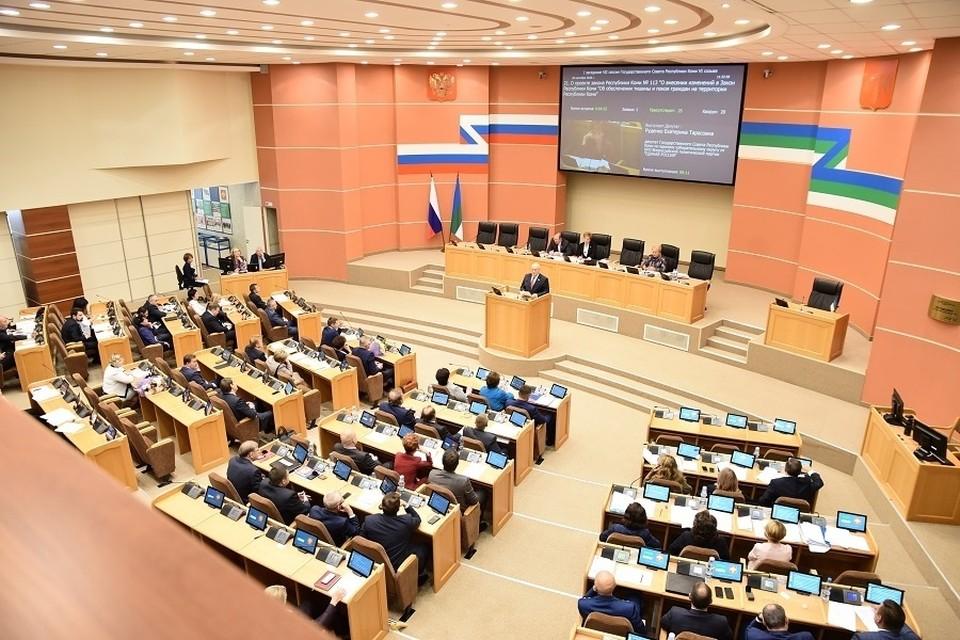 Фото: пресс-служба Госсовета Коми