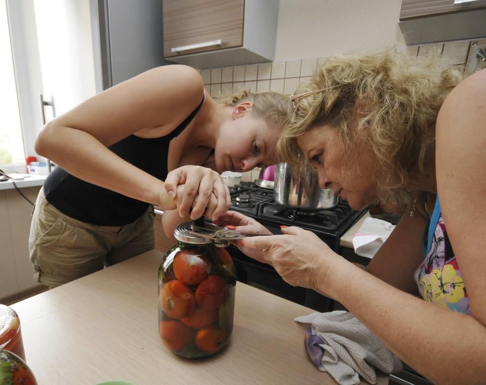 Подготовка овощей на зиму связана с риском для здоровья