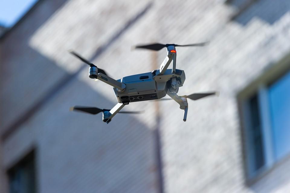 Нарушителей «встречки» в Ленобласти будут ловить с квадрокоптером