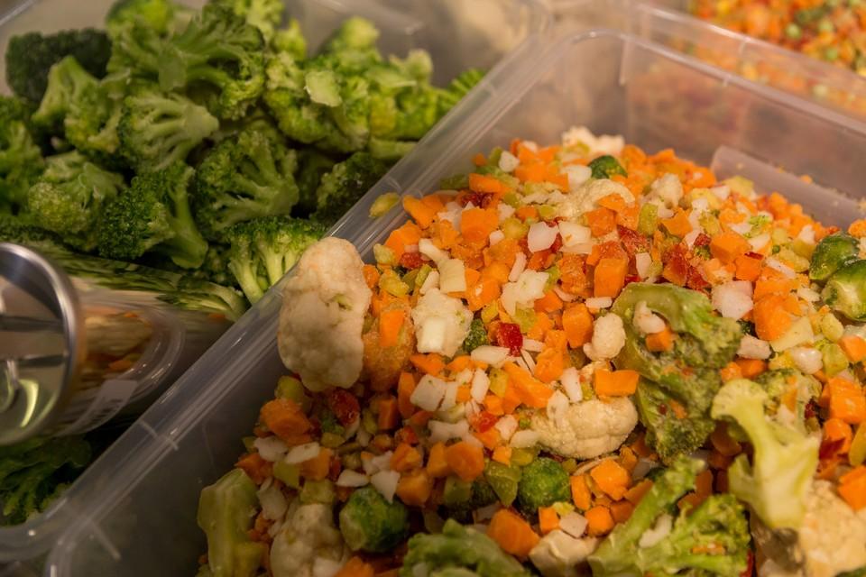 В Ленобласти откроется крупнейшее производство салатов