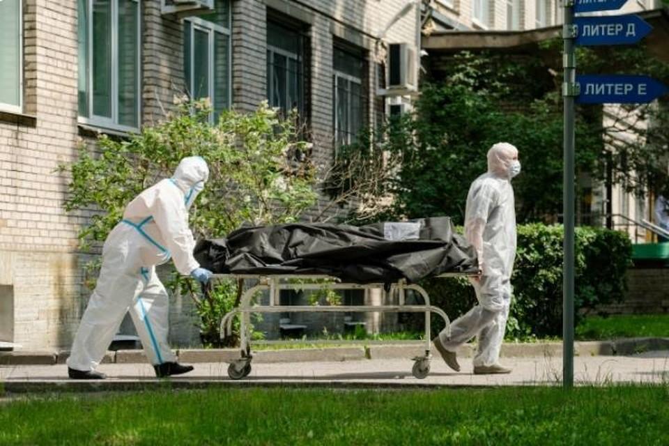 Судя по темпам смертности от коронавируса, наша область скоро перешагнет печальную отметку в 500 человек