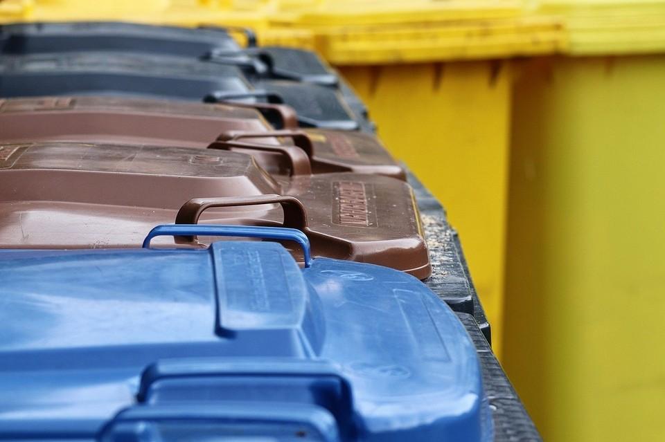 В Нижневартовском районе установлено 1 650 контейнеров для раздельного сбора мусора