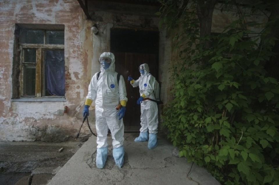 Из больниц Свердловской области за минувшие сутки выписали 479 человек, которые вылечились от инфекции