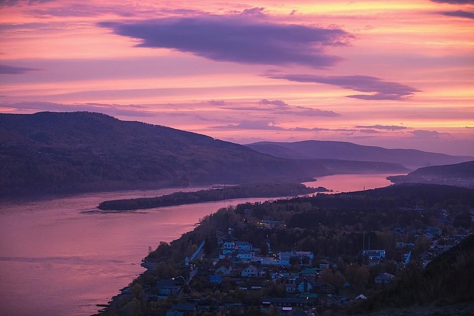 Синоптики сообщили о заморозках в Красноярском крае, Хакасии и Тыве