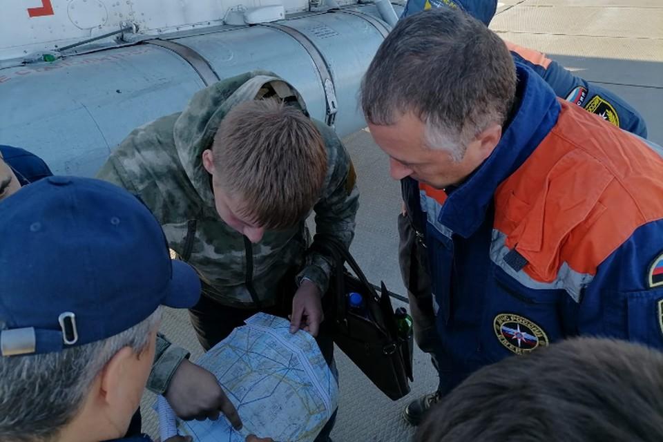 В Хабаровском крае проходит три спасательные операции