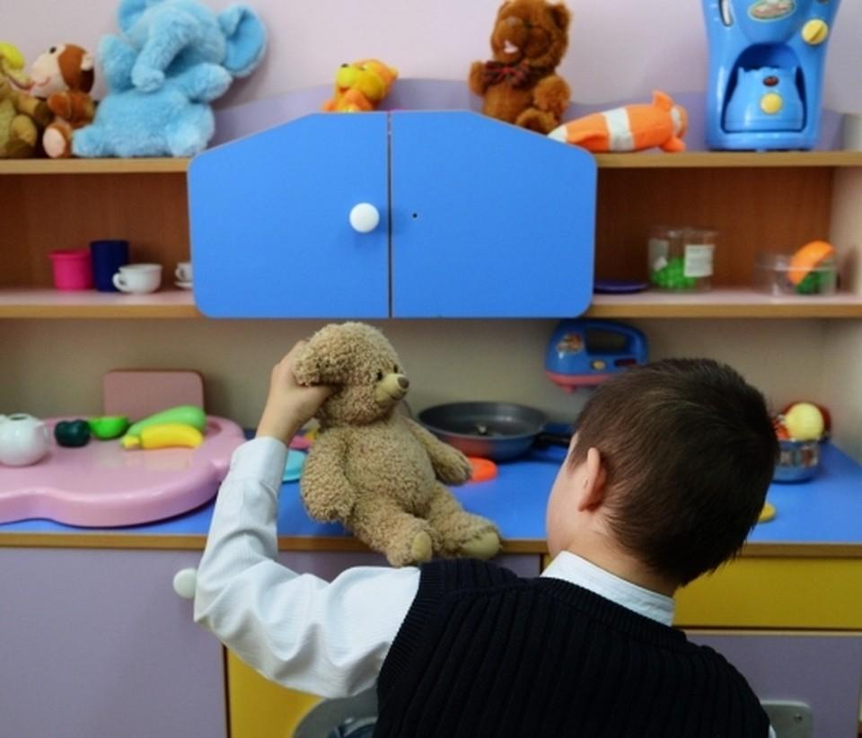 Воспитанника детского сада искала полиция