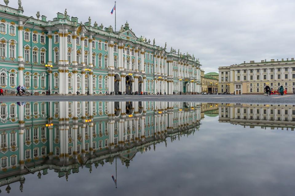 Государственный Эрмитаж подготовят к реставрации