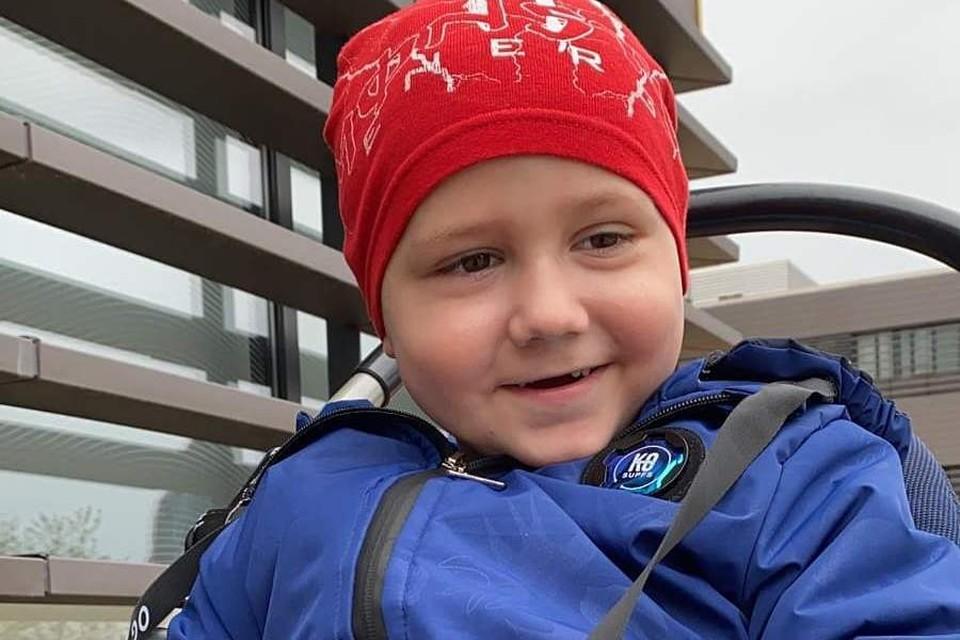 Четырехлетнего Алексея Кузнецова не стало 9 июля 2021 года. Фото: www.instagram.com