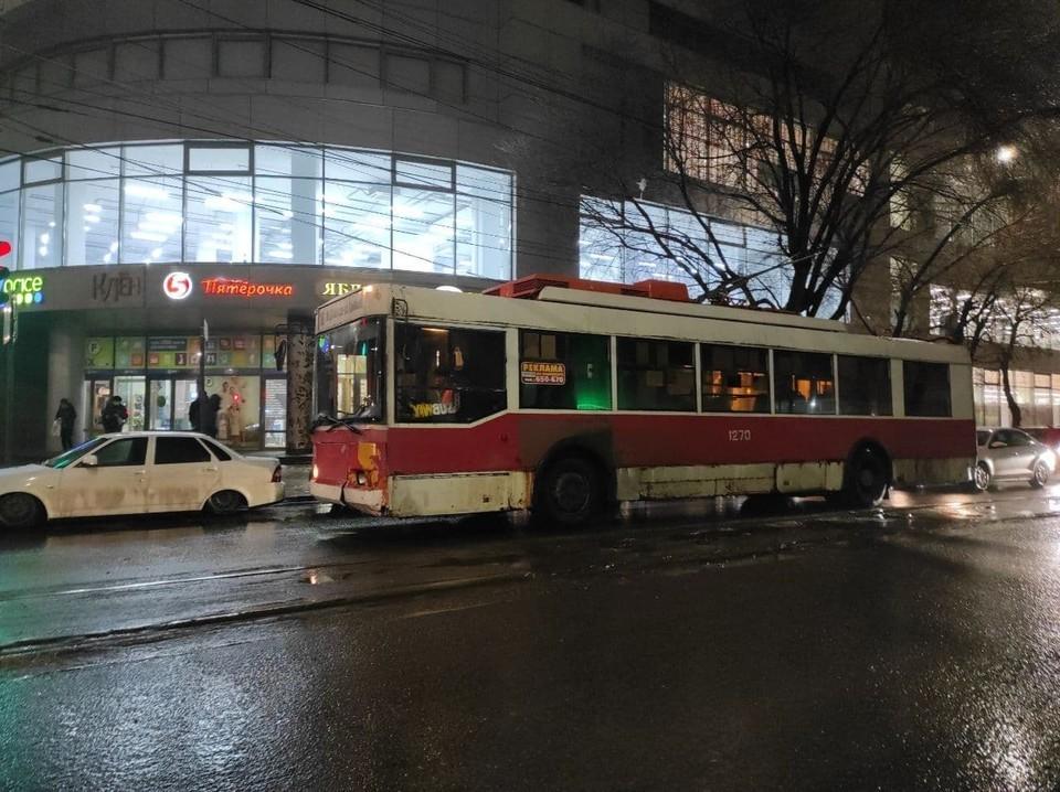 Троллейбусы Саратова находятся в плачевном состоянии