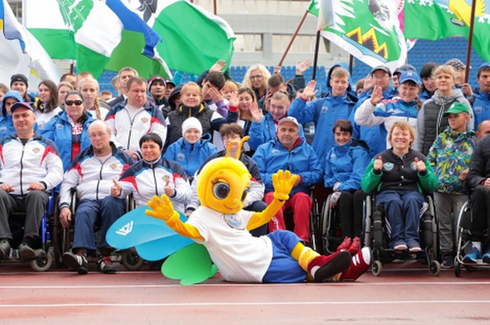 В Ханты-Мансийске пройдёт XXIII Открытая Спартакиада Югры среди людей с инвалидностью Фото: Центр адаптивного спорта